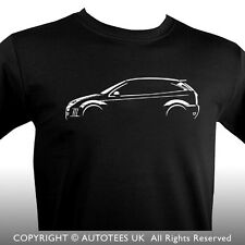 FORD FOCUS RS MK1 INSPIRED CLASSIC CAR T-SHIRT