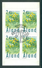 Flowers Alandic Stamps