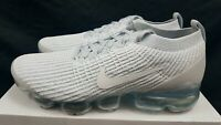 Nike Air Vapormax Flyknit 3 Pure Platinum AJ6900 102 Mens Trainers All Sizes