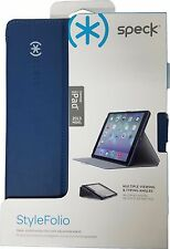 Speck StyleFolio Case Stand iPad Air 2013 SPK-A2250 Deep Sea Blue & Nickel Grey