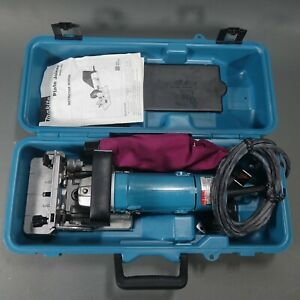 Makita Plate Joiner Model No. 3901 NEW! Never used Mint condition. DISCONTINUED