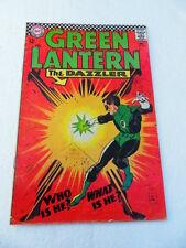 Green Lantern  49 . Gil Kane - DC 1966  -  VG +