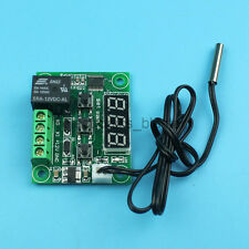 12V Mini Digital Thermostat Temperature Control Switch with sensor for Arduino