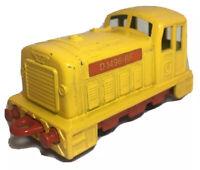 Matchbox Eisenbahn Lesney Nr 24 Shunter D 1496-RF Lok Lokomotive Zug Railway