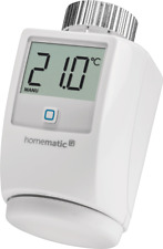 Telekom Smart Home Heizkörperthermostat (HomeMatic IP) Weiß IP20 NEU OVP