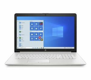 """HP 17-by2501na 17.3"""" Laptop - Intel® Core™ i3, 1 TB HDD, Silver - Currys"""