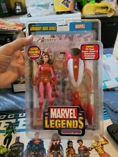 Scarlet Witch (Legendary Rider Series) Action Figure Marvel Legends 2005