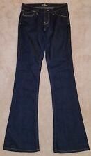 Old Navy Blue Jeans The Flirt Size 2 Tall Dark Wash Denim Pants