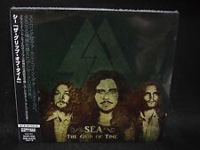 SEA The Grip Of Time JAPAN CD (Import With Obi & Liner) Rival Sons Denmark HR/HM