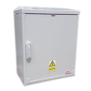 GRP Electric Enclosure W530 x H600 x D320 mm, Cabinet, Meter Box, Kiosk, Housing