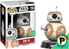 """POP! VINYL - Star Wars: BB-8 EPVII 3.75"""" Vinyl Figure 2016 Exclusive Figure #NEW"""