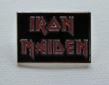 Metal Enamel Pin Badge Brooch Iron Maiden Heavy Metal Band Music