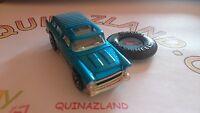 Hot Wheels1955 Chevrolet Nomad sèrie Vintage version bleue (0057)