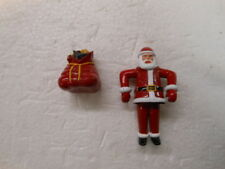 Bachmann G-Scale Santa Claus Figure and Santa's Gift Bag