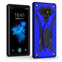 For Samsung Galaxy S10 S10e S10+ Plus Case Shockproof Armor Stand Phone Cover