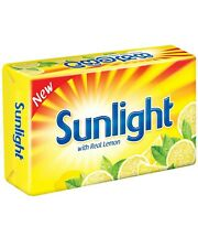 Sunlight Soap Bars Laundry Household Use Stain Removal Lemon good product