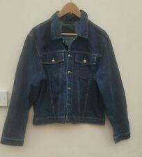 HUGO BOSS Denim Button Collared Coats & Jackets for Men