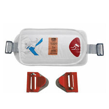 Kit trio car 2013 Chicco 079809 kit auto cinture blocca navicella