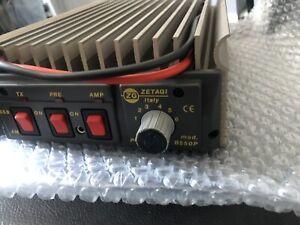 zetagi amplifier