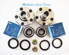 KOYO Front Wheel Bearing & Front Hub Set For Subaru Impreza / Legacy / Forester