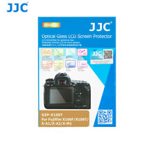 JJC Optical Glass LCD Screen Protector for Fujifilm X100T X-A2 X-A1 X-M1 X100F