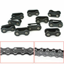 10PCS Bike Bicycle Chain Split Quick Master Link Joint Connector Single Speed