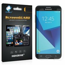 3 Clear Lcd Screen Protector Film Saver For Mobile Phone Samsung Galaxy J7 2017
