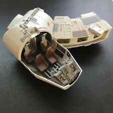 Star Wars Legacy Millennium Falcon Cockpit for Custom Diorama Playset BMF Part