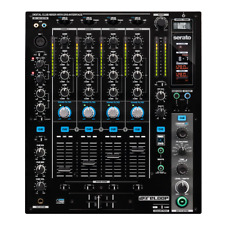 Reloop RMX-90 DVS DJ Mixer includes Full Version of Serato DJ Pro
