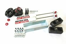 "FITS FRONTIER 2005-2016 LIFT KIT 3"" &  4"" SPACER BLOCK DOETSCH TECH SHOCK 4WD"