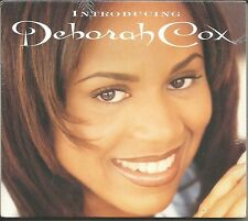 DEBORAH COX Sentimental Ultra Rare PROMO Radio  DJ CD Single 1995 USA SEALED