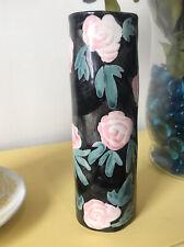 Leah Reena Goren for Anthropologie Flower Roses Vase, Small Cylinder Shape
