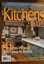 Signature Kitchens and Baths MAGAZINE SUMMER 2009 OUTDOOR KITCHENS & MORE