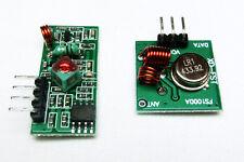 1x RF Wireless Receiver & modulo trasmettitore 433mhz dc5v