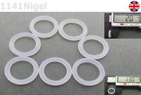 13mm OD  2mm CS O Rings Seal Silicone VMQ Sealing O-rings Washers