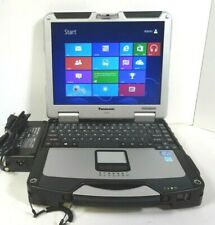 Panasonic ToughBook CF-31 Core i5-3340M 2.70GHz 4GB 500GB MK4 Touch Screen Win 8