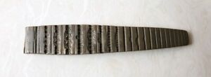 Antique Old Hand Carved Bronze Watch Belt Design for Jewelry Die Mold Seal