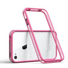 Bumper für Apple iPhone 4 / 4S Case Wallet Schutz Hülle Cover Pink