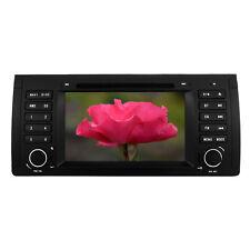 """BMW E39 X5 E53 M5 E38 7"""" Car Radio DVD CD Player Stereo GPS Navigation Bluetooth"""