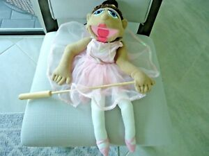 Melissa and Doug Ballerina Puppet with Stick