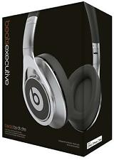 Headphones Beats by Dr. Dre Executive Silver Brand New Sealed 848447001705