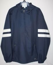 Old Navy Mens Blue 1/4 Zip Pullover Hooded Jacket Coat Size XL