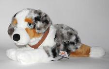 Uni-Toys großer Hund Australien Shepherd Australischer Schäferhund  60cm lang