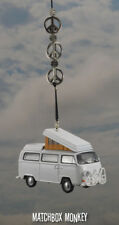 1968 Volkswagen Samba Bus Van Camper VW T1 T2 Mirror Hanger Ornament Bulli Bay