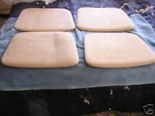 Set Four Schionning Elgaard Seat Cushions Denmark