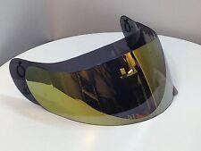 Visera - Pantalla para cascos AGV en Iridium DORADO