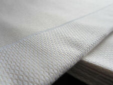 """FRETTE Granite Ivory Rectangular Tablecloth 83"""" x 114"""", ~So Soft~ A Must Have!"""