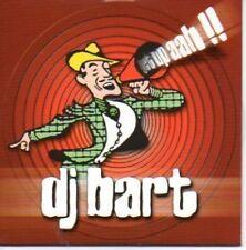 (886F) DJ Bart, Get Up Aah!! - 2000 CD