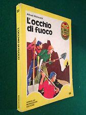 Alfred HITCHCOCK - L'OCCHIO DI FUOCO , Giallo Ragazzi n.59 - 1° Ed 1972