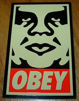 "SHEPARD FAIREY Obey Giant GREETING FROM IRAQ 30th Sticker 6.5/"" art from poster"